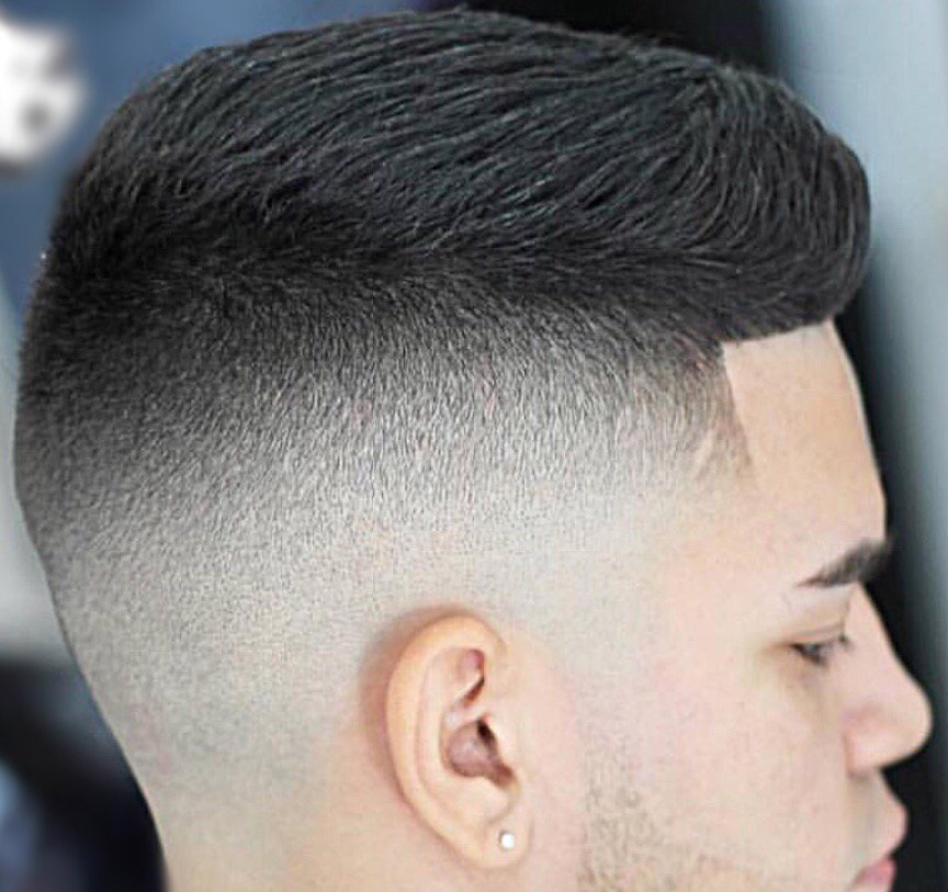 Haircut Of The Week Fade Not Your Father S Barber